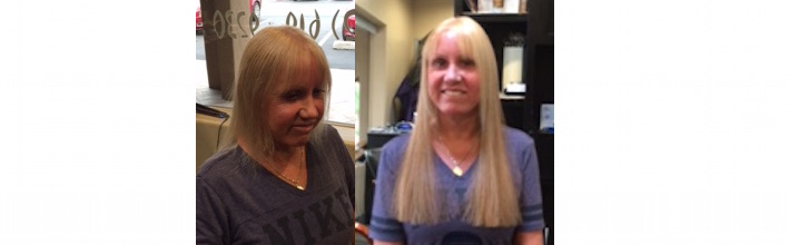 Extensions Correcting Thin Hair